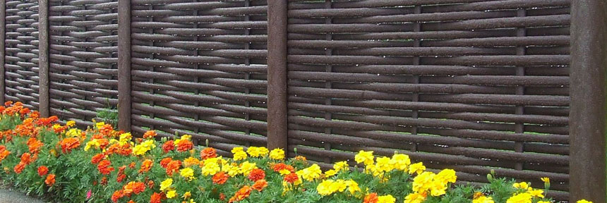 Recycled Plastic Landscaping Timbers : Lavaplastic home